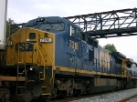 CSXT 7318   08-08-2005